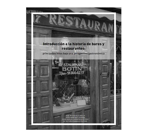 INTRODUCCIÓN A LA HISTORIA DE BARES Y RESTAURANTES