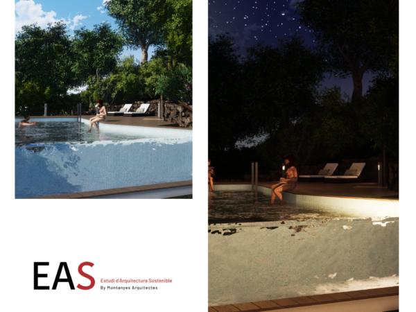 Proyecto de piscina 2