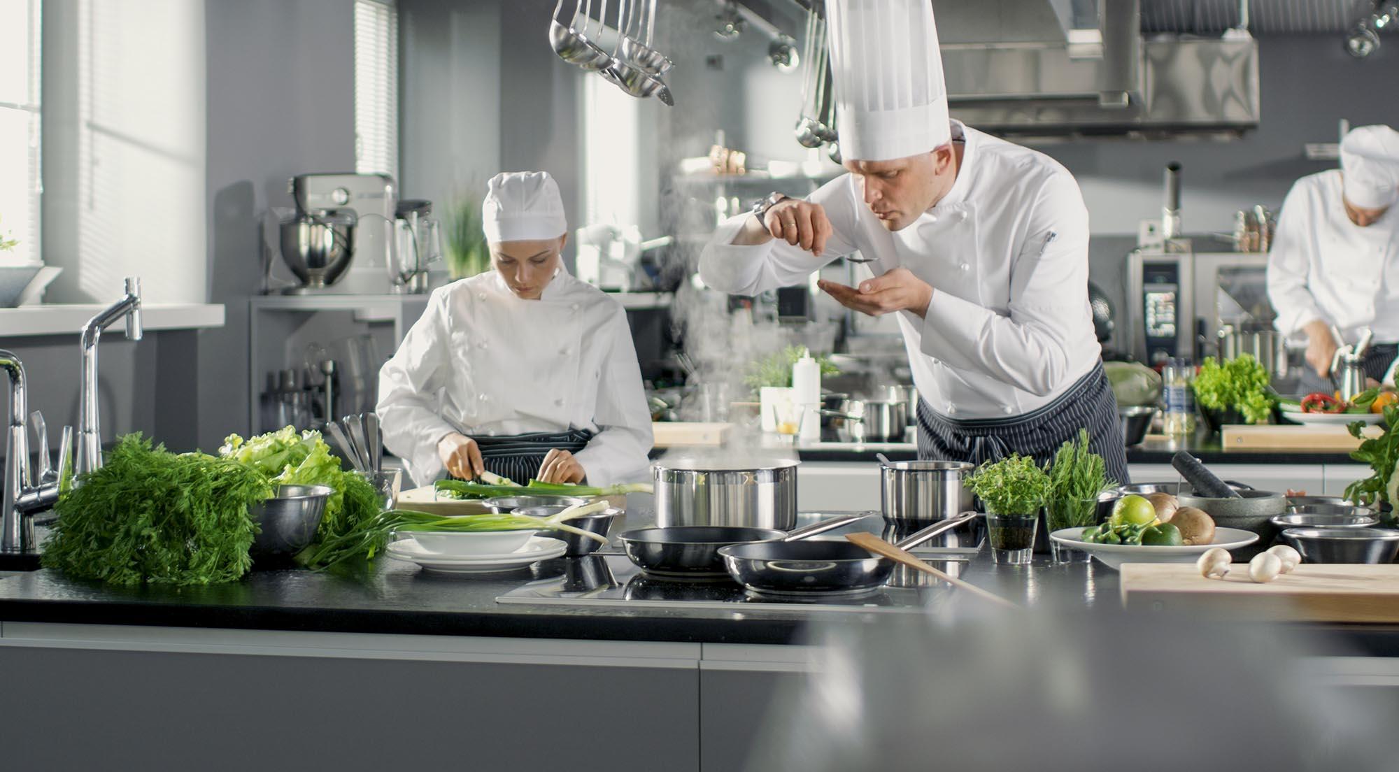 Diseño técnico de restaurantes y cocinas